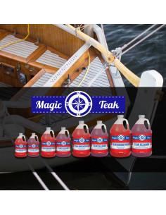 Magic Teak Sealer